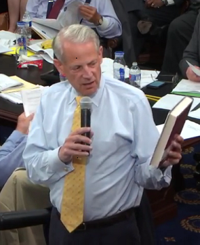 Rep. Steve Israel (D-NY) offering amendment to increase funding for NEA by $2 million to full committee