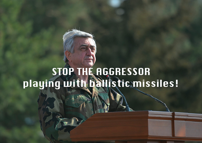 Armenia's threat to launch Iskanders against Azerbaijan
