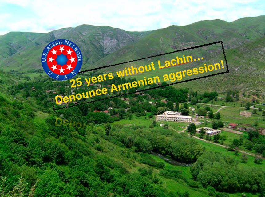 Occupation of Lachin district