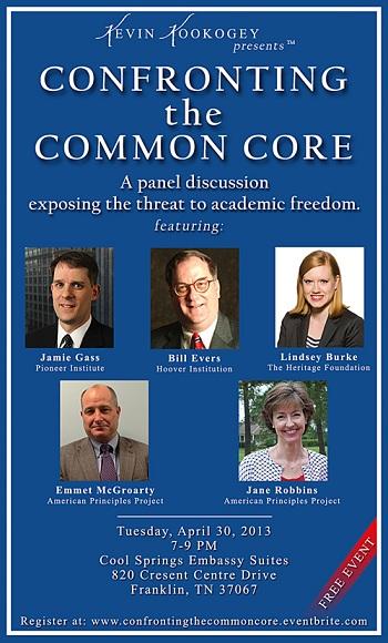Confronting Common Core