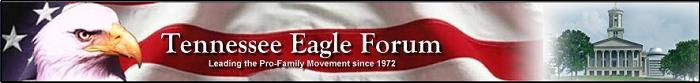 Tennessee Legislative Update February 14th 2016, by the Tennessee Eagle Forum