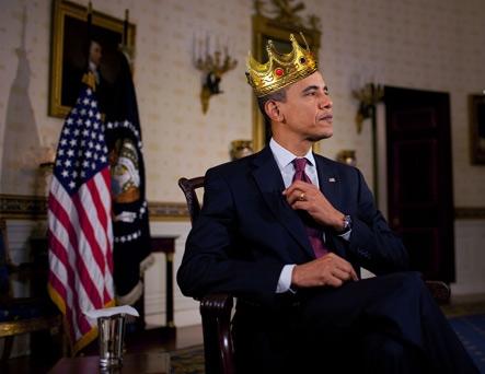 King Obama