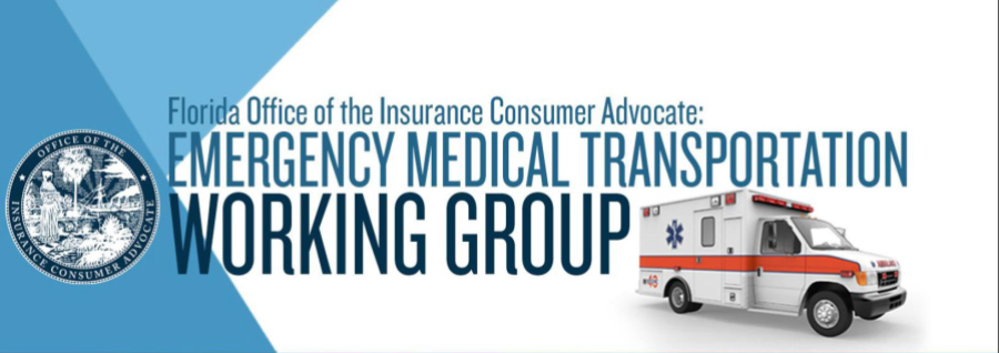 FFCA participates in the Emergency Medical Transportation Working Group Meeting