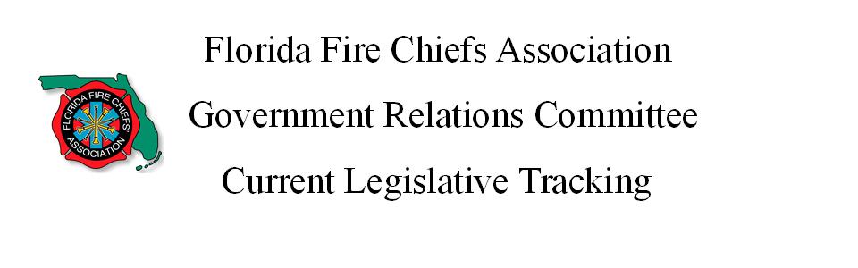 FFCA 2018 Legislative Session Bill Tracking Update