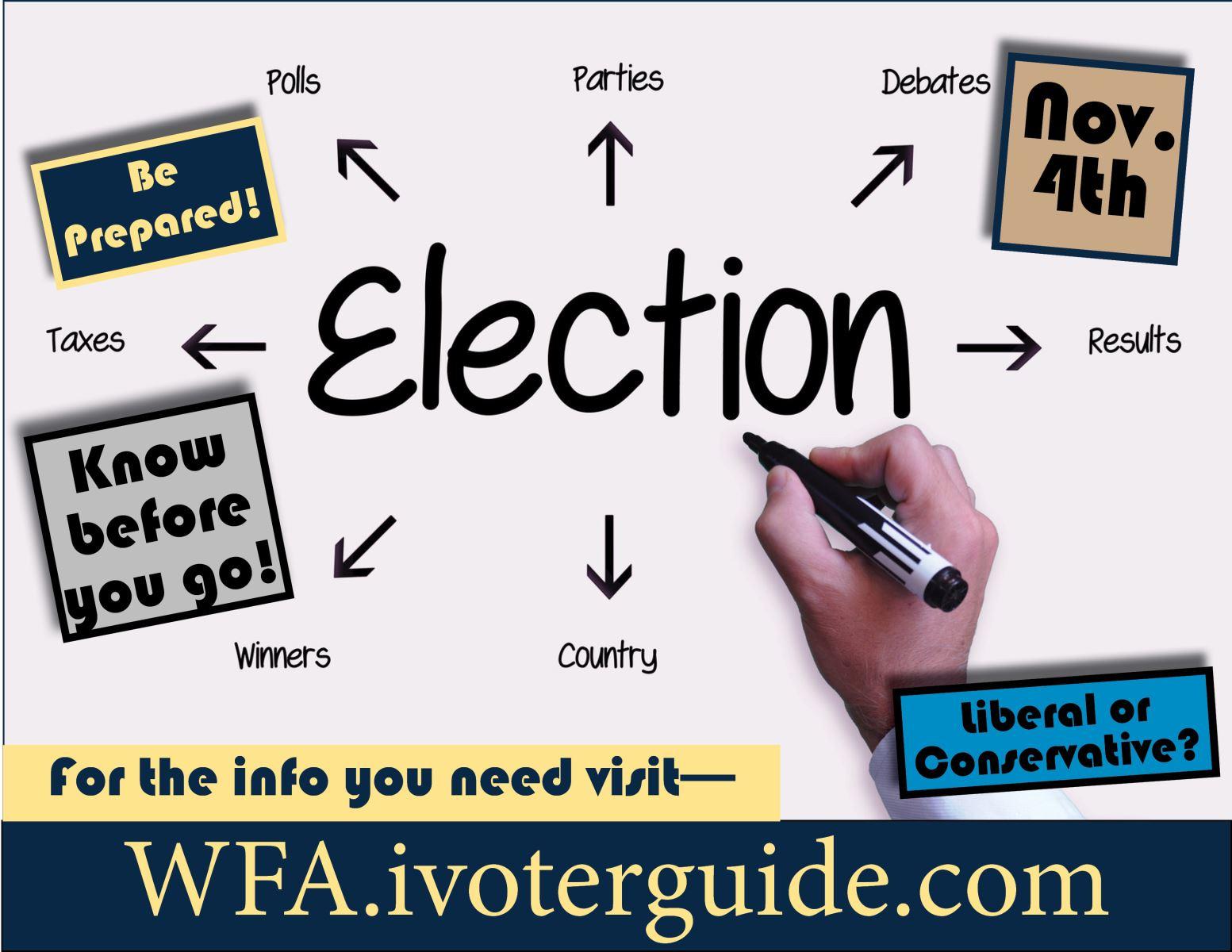 WFA.iVoterGuide.com