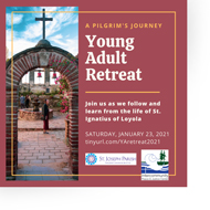 Young Adult Retreat 2021 - A Pilgrim's Journey
