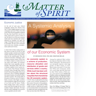 A Matter of Spirit, Economic Justice, Winter 2021