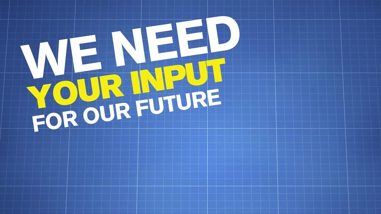 Transit Development Plan - Your Input is Needed!