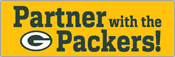 Partner with the Packers